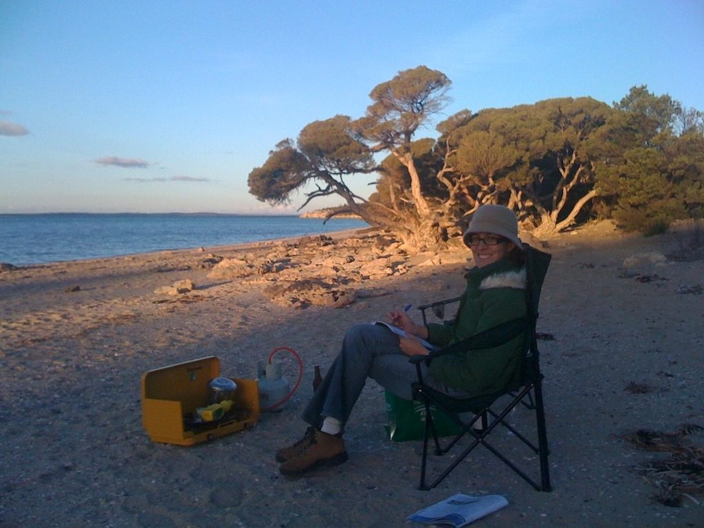 Camping Your Way Around Australia: Coffin Bay National Park