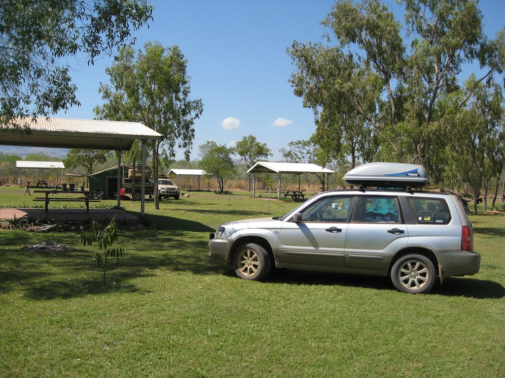 Camping Your Way Around Australia: Home Valley Station