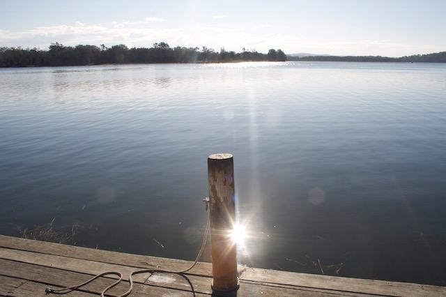 Camping Your Way Around Australia - Tuross Lake, Australia