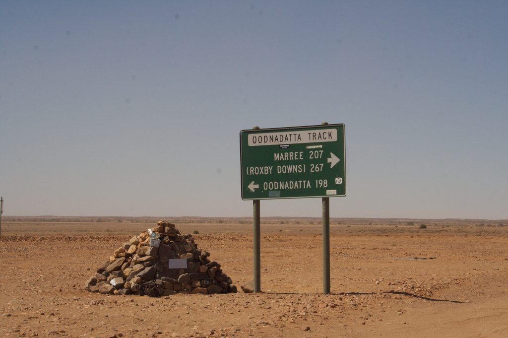 Camping Your Way Around Australia: Oodnadatta Track