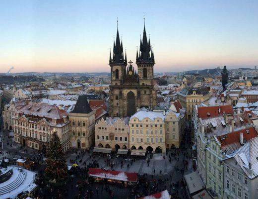 Prague must see