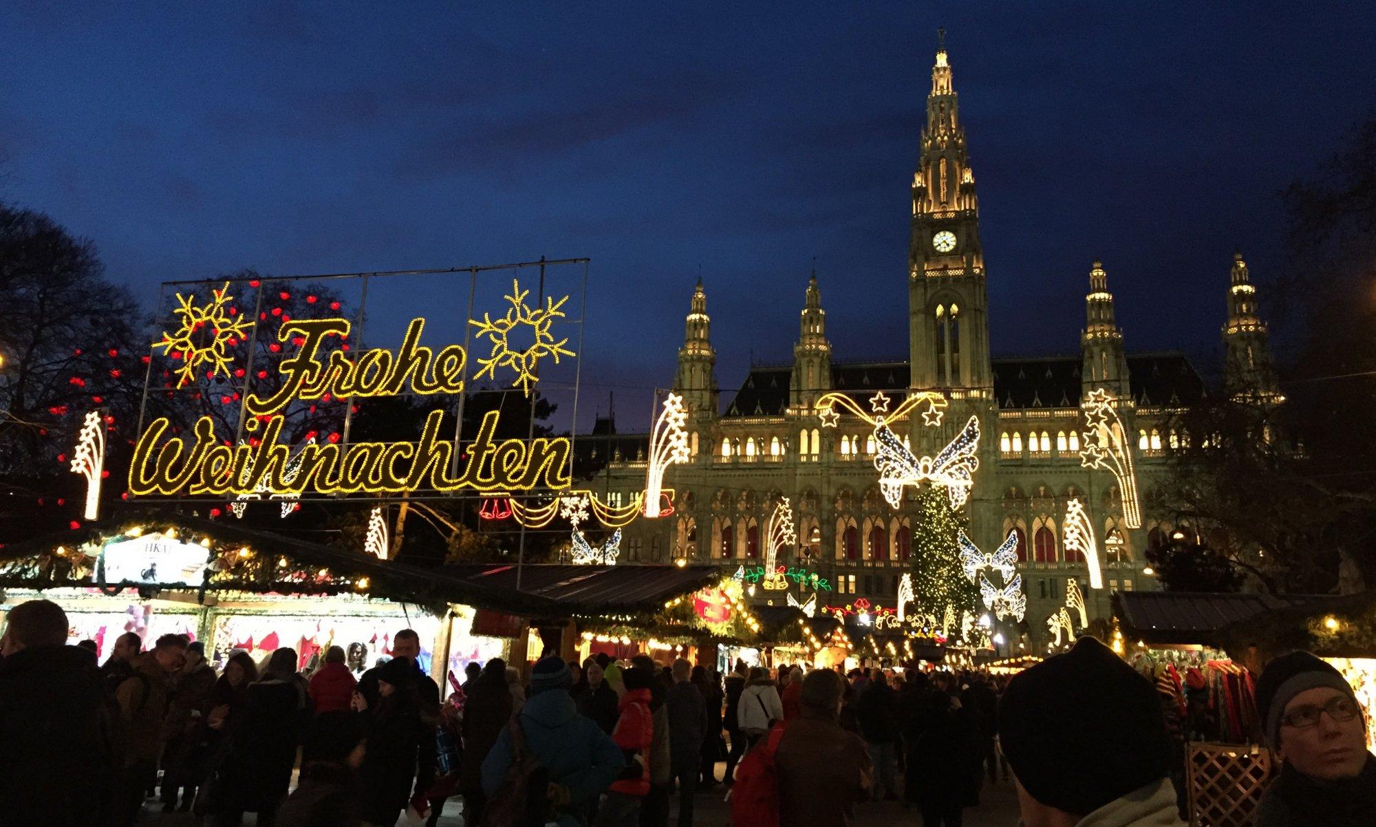 Christmas Markets, Vienna