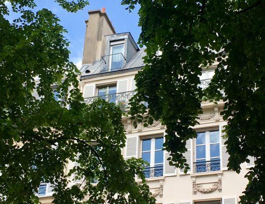 Romantic Airbnb options in Paris