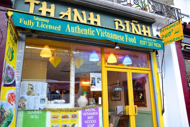 Cheap Eats in London: Thanh Binh