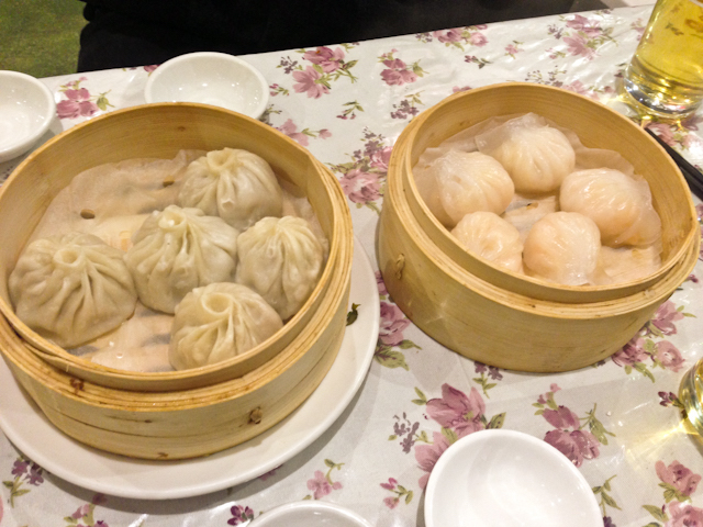 Cheap Eats in London: Happy Dumplings
