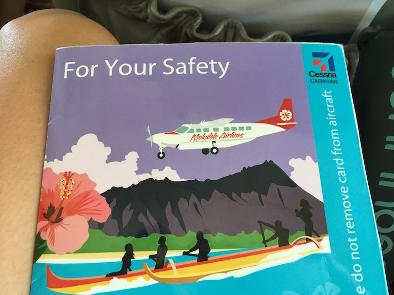 Mokulele Airlines - Hawaiian Islands airlines