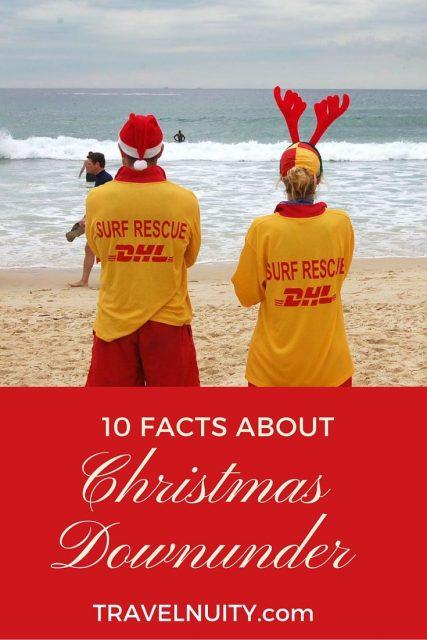 Facts About Christmas.10 Facts About Christmas In Australia Travelnuity