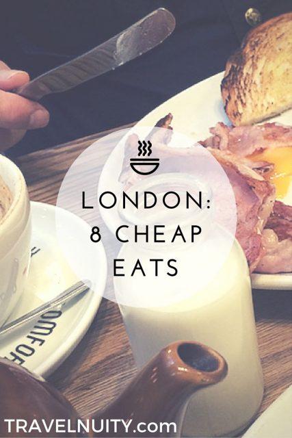 London Cheap Eats