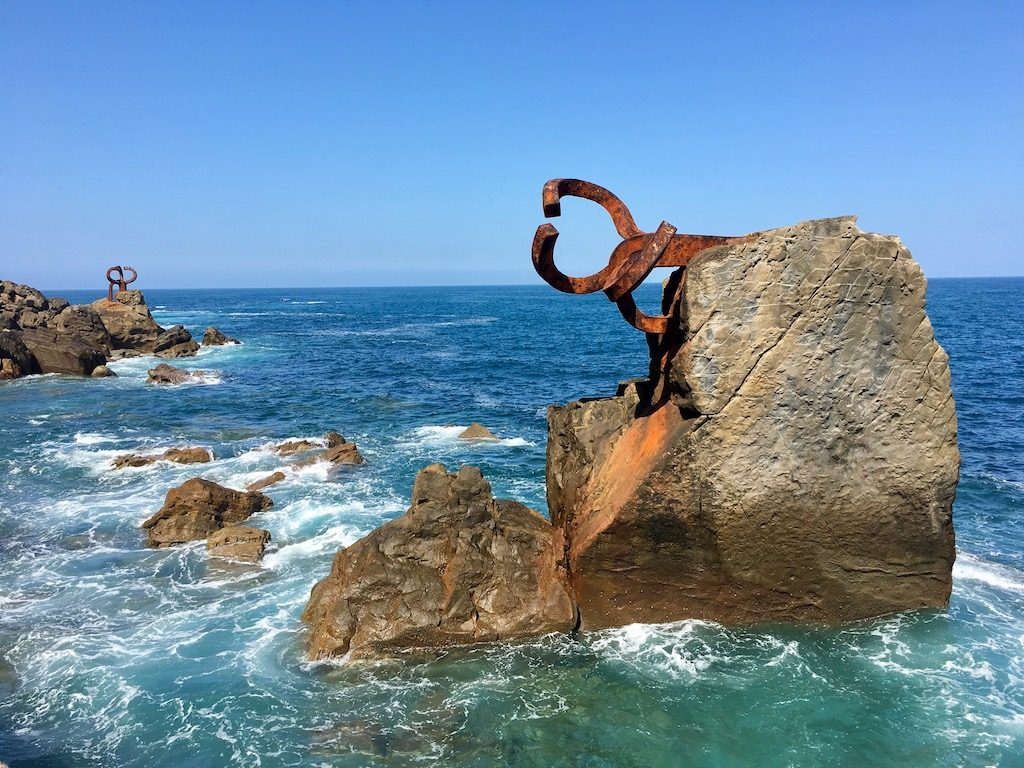 San Sebastian Sculpture