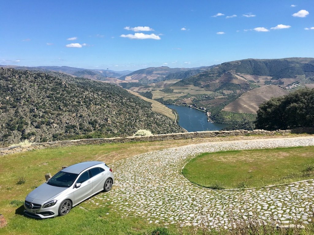 Douro Valley with MB