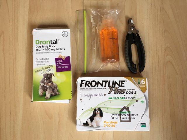 Dog Medicine & Grooming