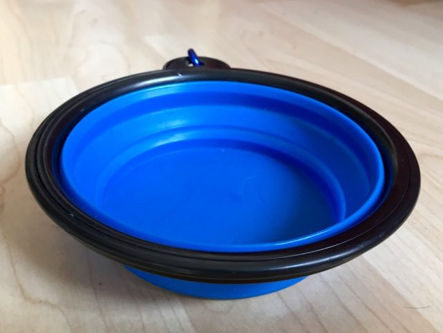 Dog Portble Water Bowl