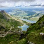 On Top of Wales: Climbing Snowdon with a Dog