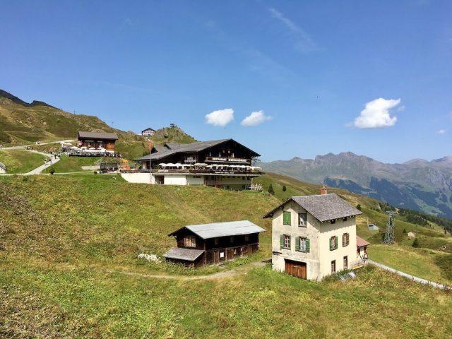 Hills above Grindelwald