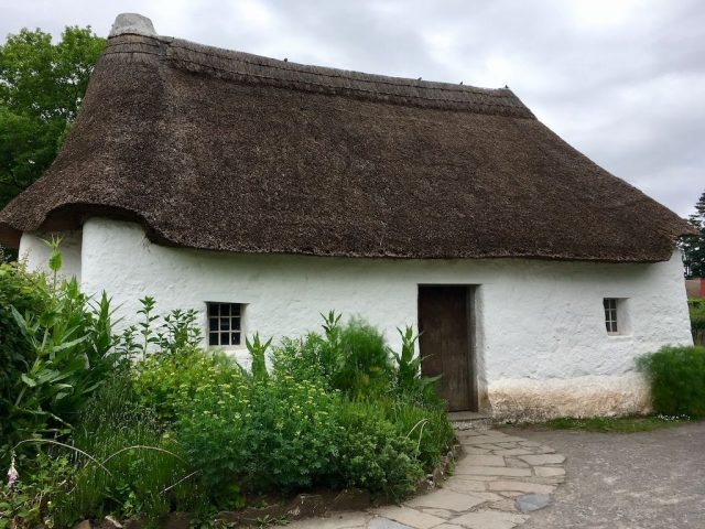 St Fagans Cottage