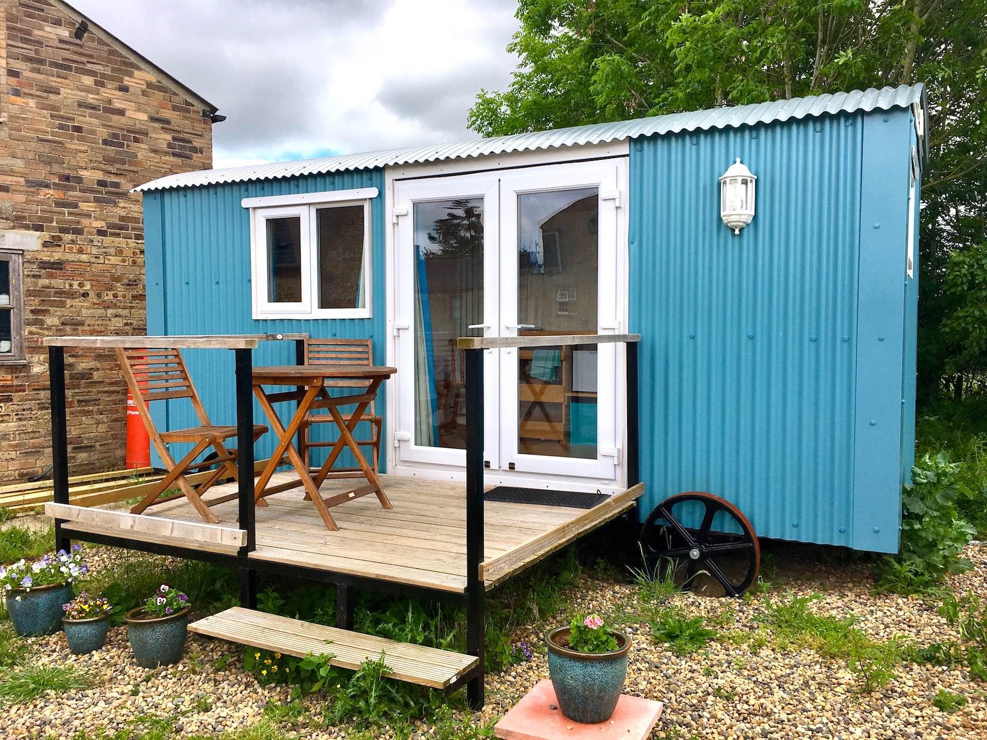 dog-friendly accommodation