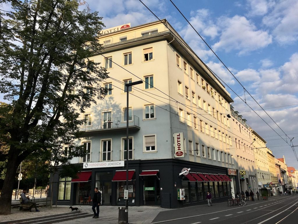 Hotel dog-friendly B&B Graz