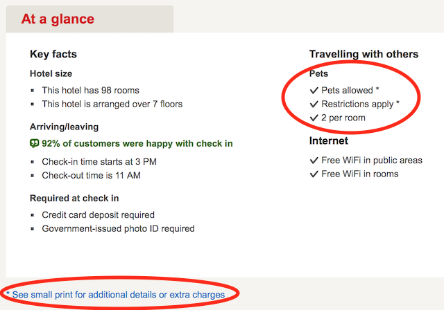 Hotels.com - At a Glance