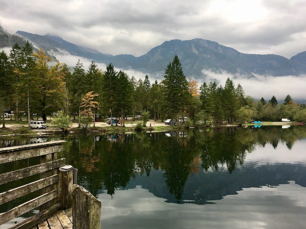 Lake Bled Activities: Day trip to Lake Borinj