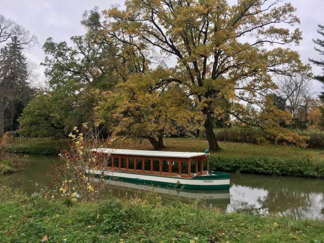 Lednice Boat