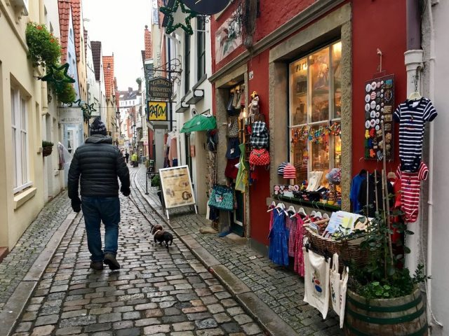 Travel to Germany with dog: Exploring Bremen