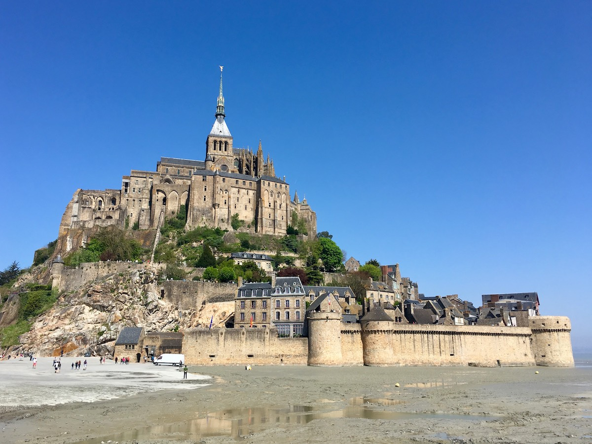 Should I Visit Mont Saint Michel With My Dog Travelnuity