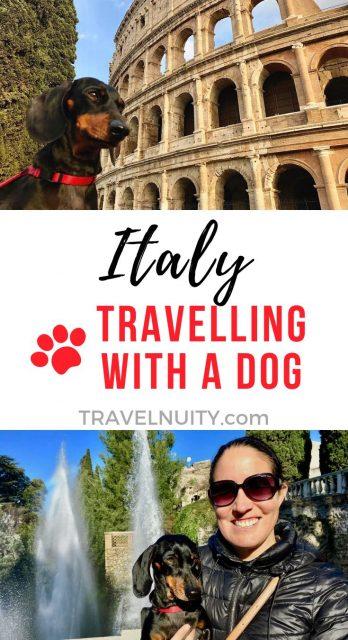 Italy Dog-Friendly Travel