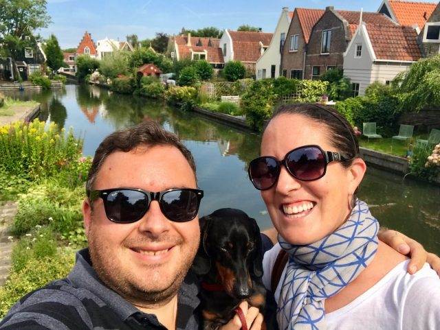 Dog-friendly Edam
