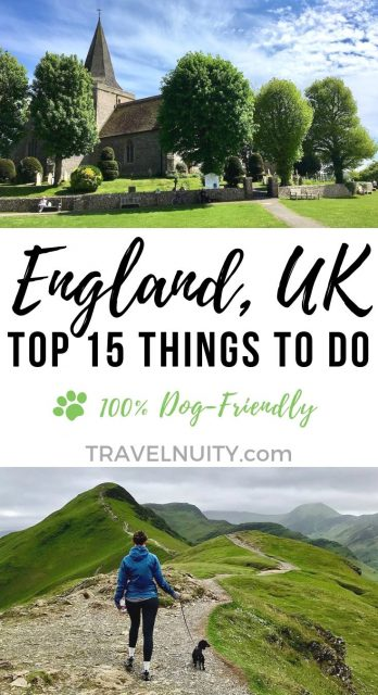 Things to do England