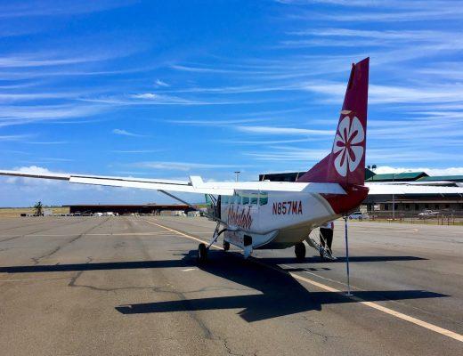 Hawaiian Inter-Island Flights