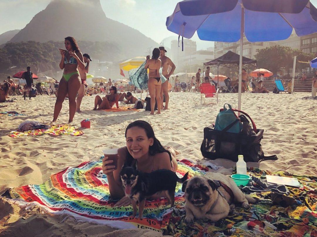 Dog-friendly Rio